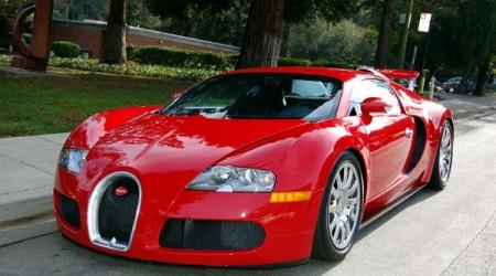 Bugatti Veyron туралы қызықты фактілер