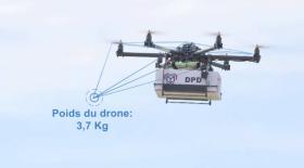 Хатты Францияда ұшатын аппараттар тасиды