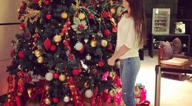 Сабина Алтынбекова жаңа жылды қалай қарсы алды? (видео)