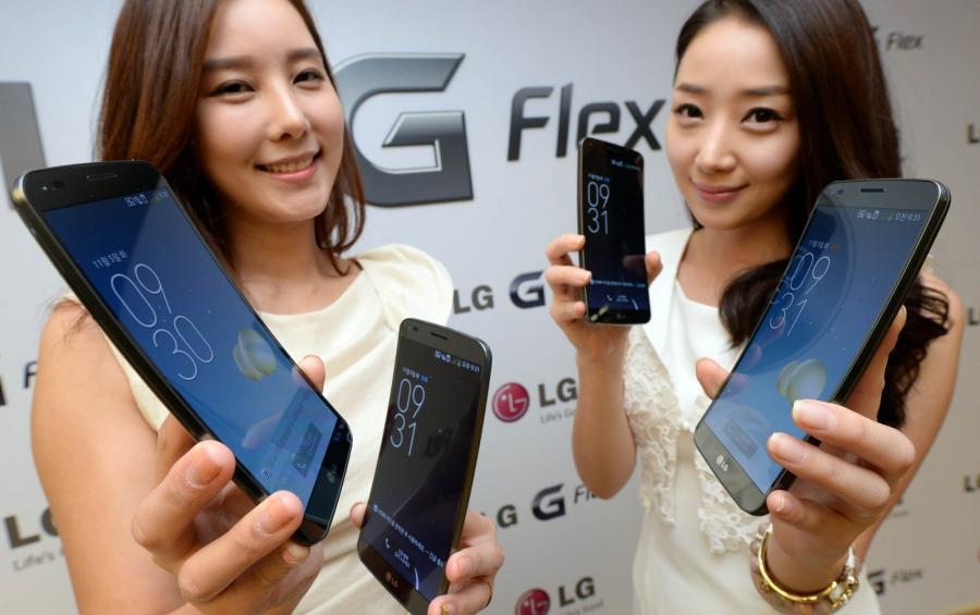 CES 2015. G Flex 2 – LG ұсынған дөңес смартфон