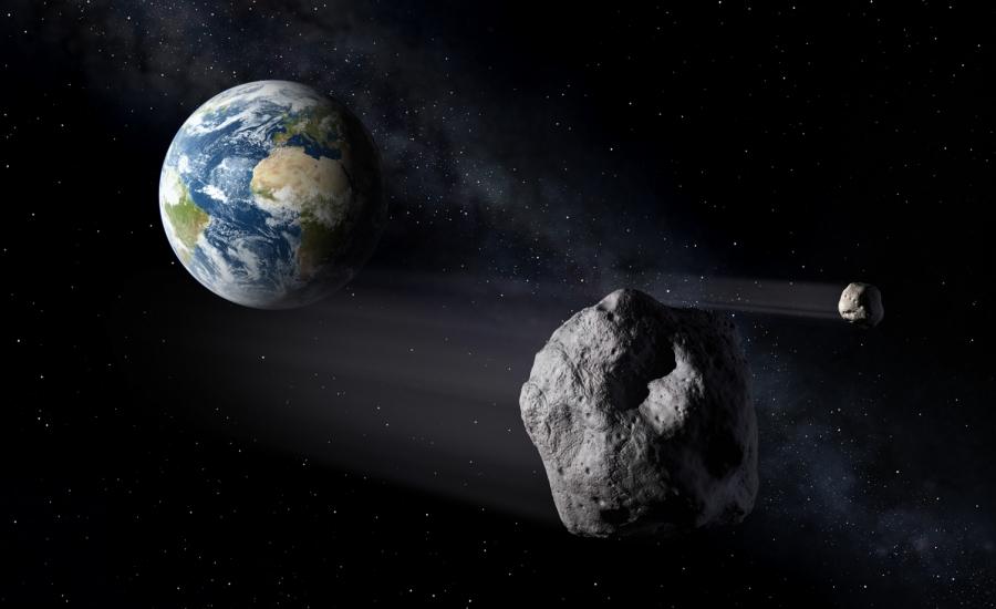 26 қаңтарда үлкен астероид Жерге жақын ұшып өтеді