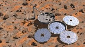 2003 жылы жоғалып кеткен ғарыш аппараты Марстан табылды
