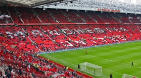 «Манчестер Юнайтед» стадионын тышқандар «жаулап» ала бастады