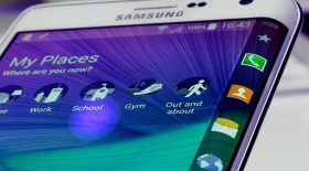 Samsung Galaxy S6 смартфоны дөңес дизайнға көшеді