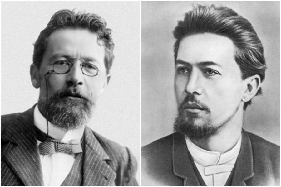 Жазушы Антон Чехов туралы бірнеше дерек