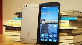 Manta 7X – батырмасы жоқ смартфон