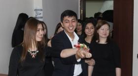 ҚазҰУ-да «Ең үздік студенттік топ – 2015» анықталды