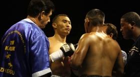 Қанат Исламның «WBA International» белбеуі үшін жекпе-жегі өтпейтін болды