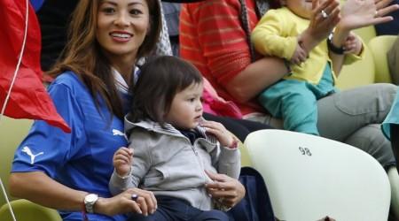 Еуро-2012 ойындарының ең сұлу жанкүйерлері