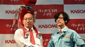 Tomatan – жүгіру барысында қызанақпен азықтандыратын жаңа робот  (Видео)