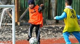 «Аякс» академиясы қазақ балаларына футбол әліппесін үйретеді