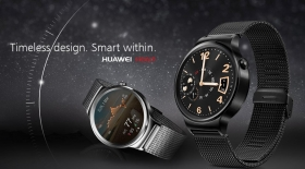 MWC 2015. Huawei өзінің алғашқы смарт-сағатын жарыққа шығарды