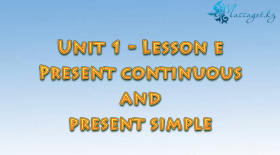 English Time. Present Simple және Present Continuous шақтарын салыстыру (5-сабақ)