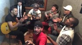 Куба музыканттары қазақтың