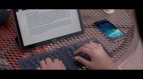 Bluetooth-бен жұмыс істейтін пернетақта жасалды (Видео)