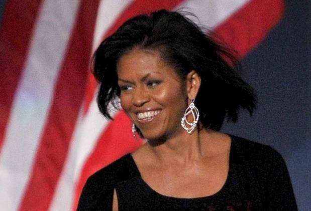 Барак Обаманың әйелі...