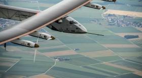 Solar Impulse ұшағы 12 кезеңнен тұратын саяхаттың бірінші кезеңін аяқтады