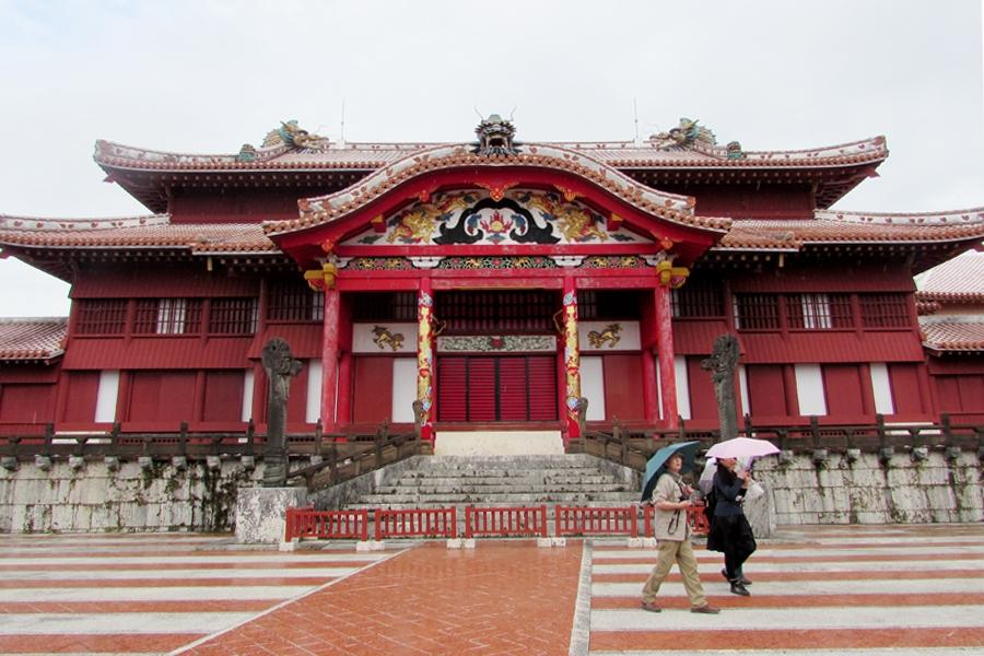 Қазақстандық студенттердің Жапонияның Рюкю патшалығына саяхаты