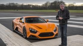 Top Gear бағдарламасының жүргізушісі эфирден уақытша аластатылды