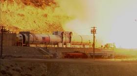 NASA әлемдегі ең қуатты қозғалтқышты сынап көрді (Видео)
