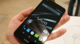 VAIO алғашқы смартфоны қандай ерекшеліктерге ие?