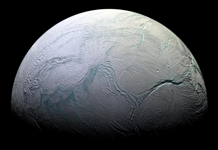 Сатурн серігінен тіршілік көзі табылды
