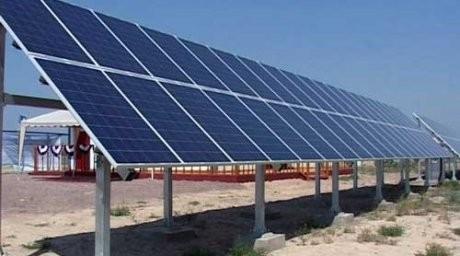 Алматы облысында күн электростанциясы іске қосылды
