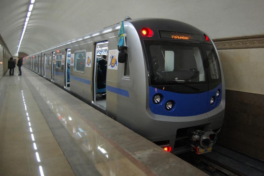 Алматыда екі метро бекеті іске қосылады
