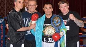 Жанат Жақиянов WBO рейтингіндегі бесінші орнын сақтап қалды