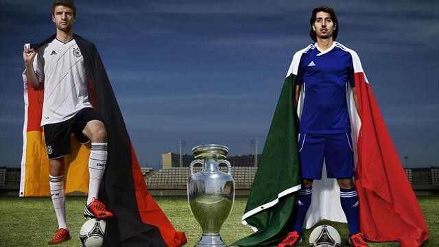 Германия - Италия. Ежелгі қарсылас
