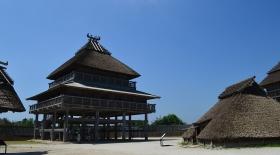 Жапонияның тарихи саябағына саяхат
