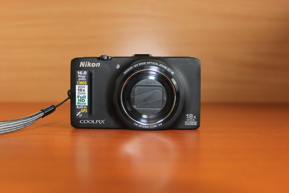 Nikon Coolpix S9300 фотоаппаратына шолу