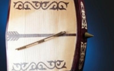 Адырна – көп ішекті шертпелі саз аспабы