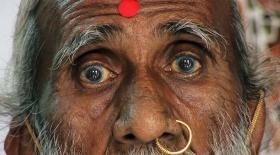Үндістанда 76 жыл тамақтанбаған қария өмір сүреді