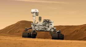Марстан азот қалдықтары табылды