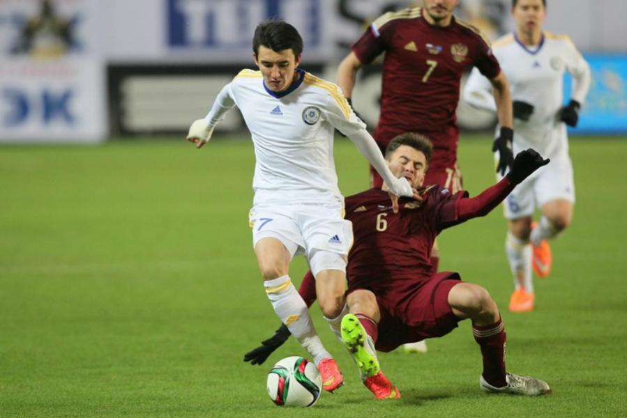 Қазақ футболшылары Ресеймен өткізген ойындарын қалай бағалады?