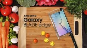 Galaxy S6 смартфонының «ақылды» пышақ нұсқасы шығарылды