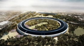 Apple-дің жаңа кеңсесі Стив Джобс есімімен аталады