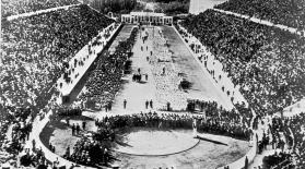 Алғашқы Олимпиада ойындарының алауы қашан тұтанды?