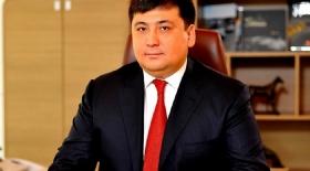 Жанат Түсіпбеков IWF атқарушы комитетінің мүшесі болып сайланды