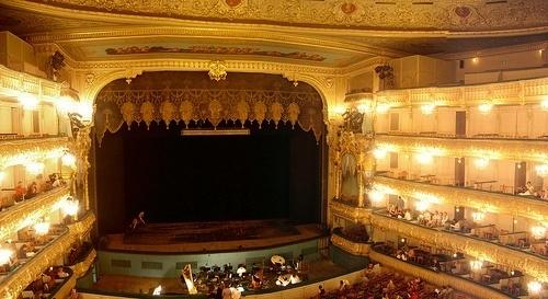 Мариин театры - бағзыдан танымал мәртебелі орда