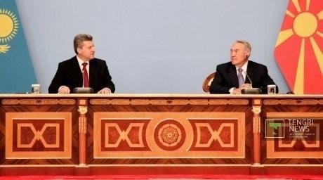 Елбасы «Астана -  менің жүрегім»  фильмінің көрсетіліміне қатысты