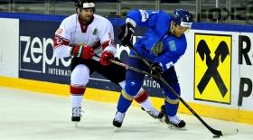 Қазақстан құрамасы Венгрия хоккейшілерін ойсырата жеңді (видео)