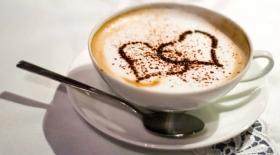 Бір шыны кофе сізді бақытты етеді