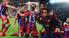 Чемпиондар лигасы. «Бавария» мен «Барселона» бабын байқатты (видео)