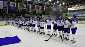 Қазақстан хоккейшілері әлем чемпионатының жоғары дивизионына жолдама алды
