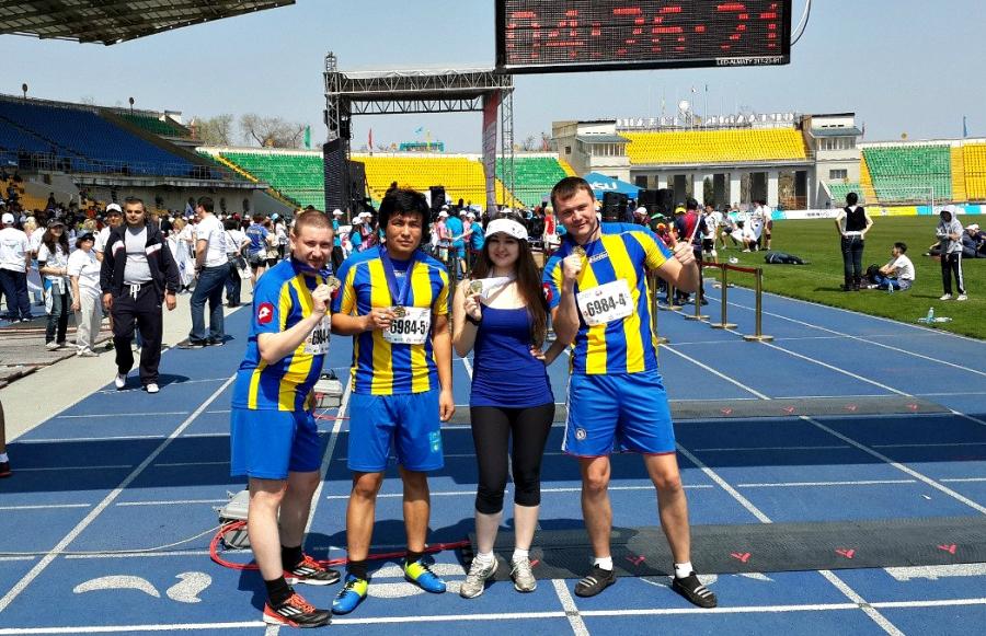 Алматы марафонына 15 мыңдай адам қатысады