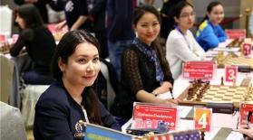 Қазақстандық шахматшы қыздар әлем чемпионатын алтыншы орынмен аяқтады