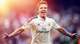 «Реал» Мартин Эдегорды негізгі құрамға шақырды