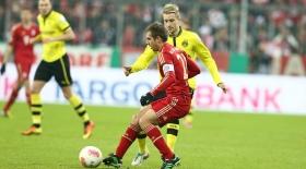 «Бавария» Германия кубогының жартылай финалында жеңіліп қалды (видео)